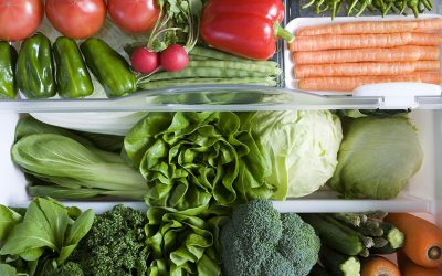 Eat Your Veggies! Or at least store them properly.